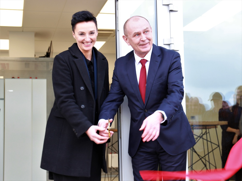 uroczyście otwarcie nowe Centrum Szkoleniowe NIBE-BIAWAR.