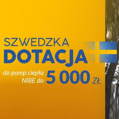 szwedzka dodatcja do 5000 zł